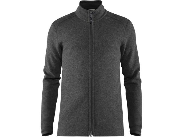 Fjällräven High Coast Sweter Re-Wool Mężczyźni, dark grey